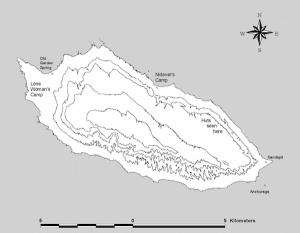 Juana Maria S Home 1835 1853 San Nicolas Island