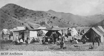 Timmsu0027 Landing (Avalon) c. 1879 & Tent City Avalon Santa Catalina Island - WikiName
