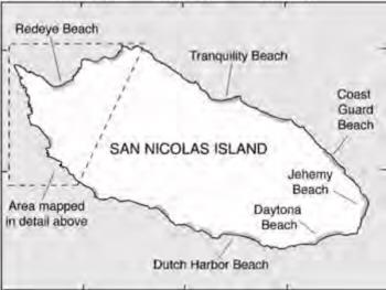 Daytona Beach San Nicolas Island
