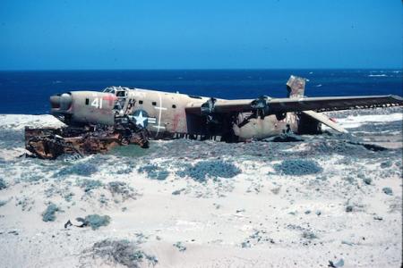 Drone 41 Pyk 2k Crashed At North Point San Nicolas Island 1977 Nick Veronico Steve Ginter Naval Fighters 93 2012