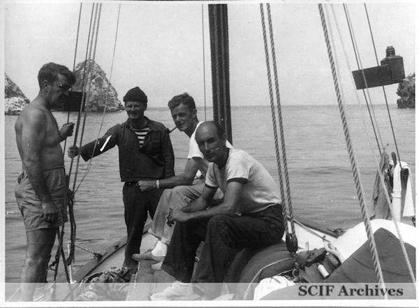 File:40 B. Hughey 9-1950 Cruise - In Potatoe's Harbor.jpg