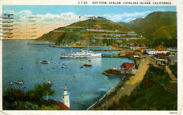 File:C.I.35 Bay view, Avalon, Catalina Island - white borders.jpg
