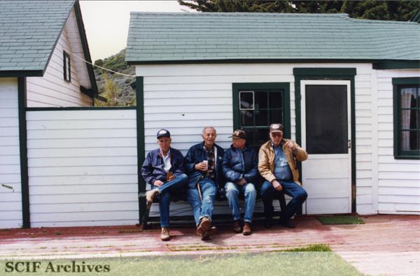 File:SRI Main Ranch House, SRI Russ Vail, John Gherini, Pier Gherini, Carey Stanton & Al Vail 1987 2 .jpg