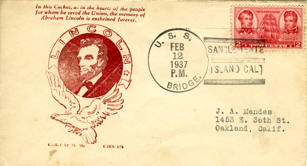 File:Feb 12, 1937 envelope with Lincoln stamp.jpg