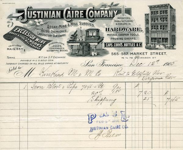 File:Justinien Caire Dec 12, 1905 invoice.jpg