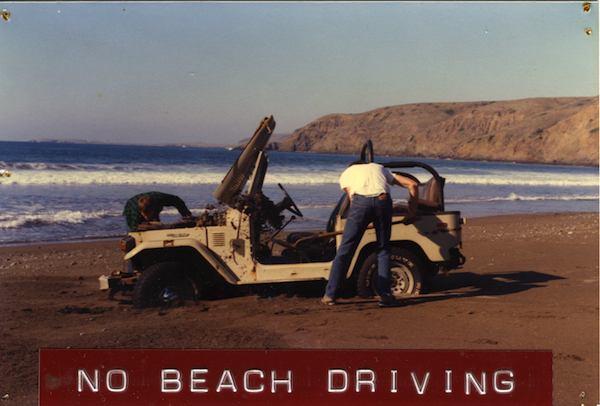 "File:Disaster Photos SCrI - Dec '87 - no Beach driving -""Death of Pate"".jpg"