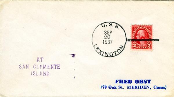 File:San Clemente postage sept 20 1937 USS Lexington.jpg