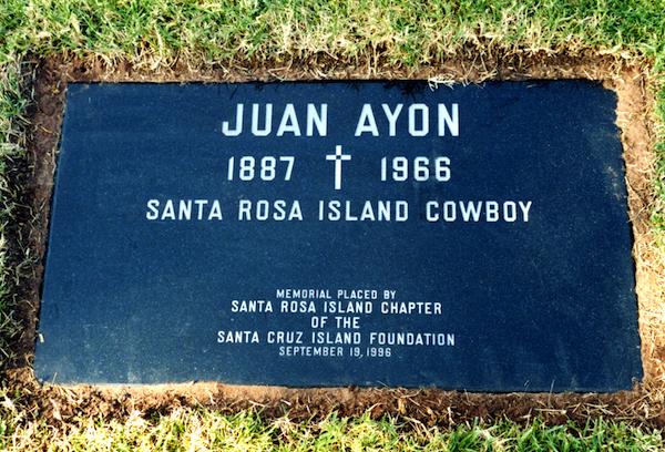 File:Juan Ayon - grave marker 1887-1966.jpg