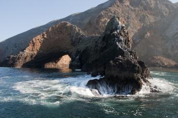 Arch Rock, Santa Cruz IslandPhotograph by Robert Schwemmer, 2019
