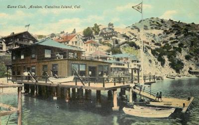 Tuna Club, Avalon, Santa Catalina Island - WikiName