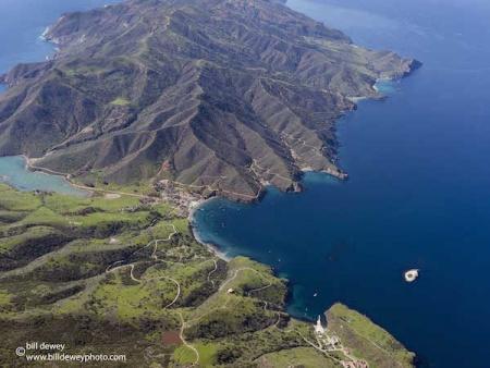 isthmus santa catalina island wikiname